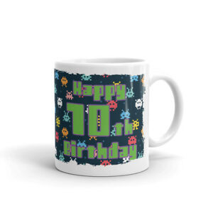 Happy Birthday Lil Sis Ladies Son Brother Daughter Sister Mens Mug #12104