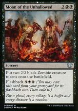 4x Moan of the Unhallowed | NM/M | Blessed vs. Cursed | Magic MTG