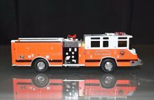 Code 3 1:64 scale Seminole County Engine #42 Fire Truck Diecast Vehicle Car Toy
