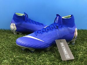 f500307a9 Nike Mercurial Superfly 6 Elite FG 360 AH7365-400 Soccer Cleat Sz ...