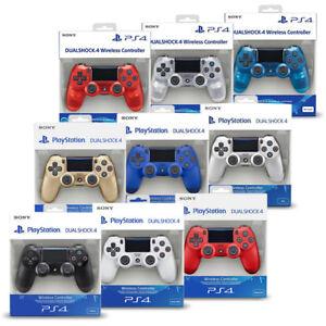 Playstation 4 PS4 Original Sony Wireless Controller 2016 NEU Farbe auswählbar