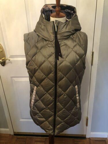 Lululemon hooded down vest