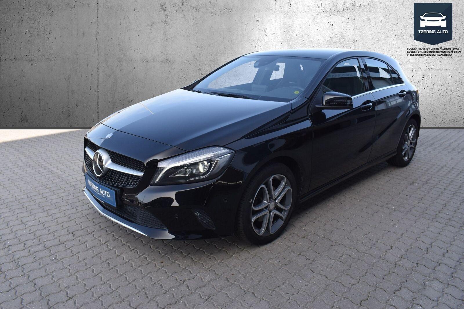 Mercedes A200 1,6 aut. 5d