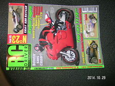 RC Driver n°23 XRAY XB8 Raycer / Mini Inferno / Stadium Blitz T2M
