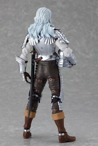 New Figma Berserk  Griffith non-scale figure Max Factory import Japan