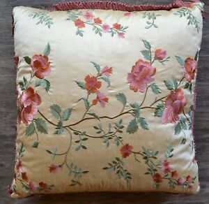 Embroidered-Floral-Silk-Pillow-Pine-Cone-Hill-Sandra-Salmon