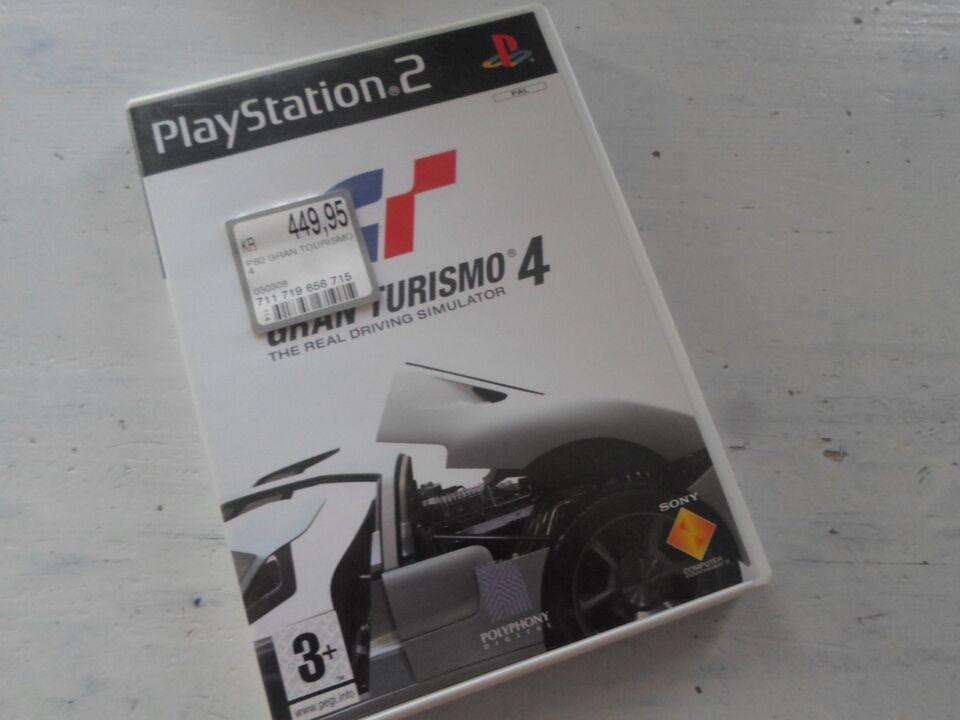gran Turismo 4, PS2