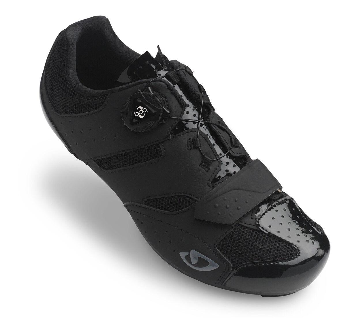 Giro savix bicicleta bicicleta zapatos negro 2019