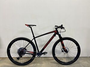 Specialized-Epic-Hardtail-29-Large-Carbon-Industry-9-Custom-Build-2021-Sram-XC