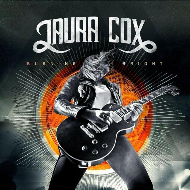 Laura Cox - Burning Bright [CD] Sent Sameday*