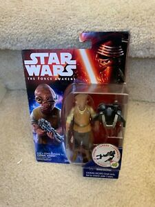Star-Wars-The-Force-Awakens-Admiral-Ackbar-Action-Figure-3-75-inch-NON-MINT