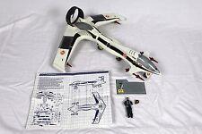 1989 GI JOE COBRA CONDOR Z25- COMPLETE w/Aero-viper, file card, and blueprint!
