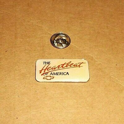 Vintage Chevrolet Beretta~Lapel Hat Pin~Herb Fishel Owned~GM Racing Exec~Chevy~