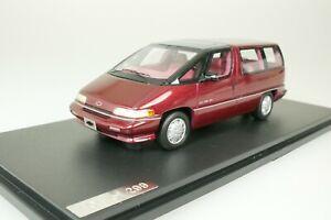 Chevrolet Lumina Apv 1991 Rosso #101 Di 299 1/43 GLM 102602 Nuovo