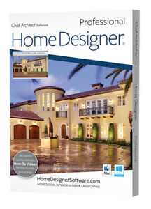 Home Designer Pro Chief Architect Software 2018   Download