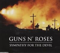 Guns n' Roses Sympathy for the devil (1994; 2 tracks) [Maxi-CD]