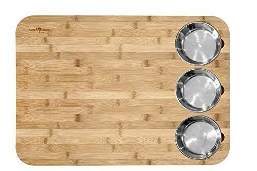 Versachop Trio Extra Large 22 X 16 Kitchen Cutting Board And