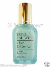 Estee Lauder CLEAR DIFFERENCE Advanced Blemish Treatment 50ml Salicylic Acne NEW