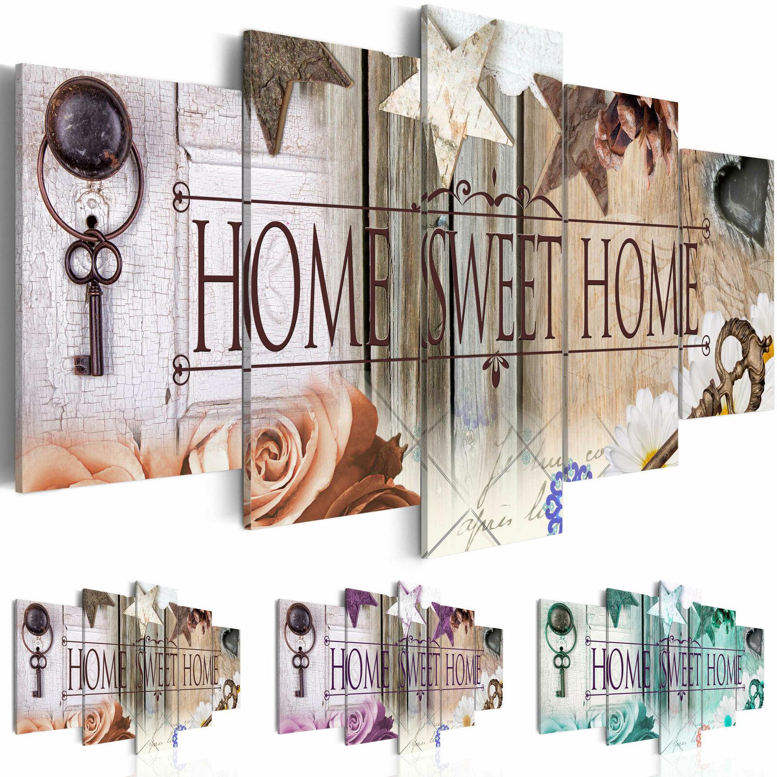 Acrylglasbild Wandbild Kunstdruck Bilder Home Retro Holz Bretter m-C-0208-k-n
