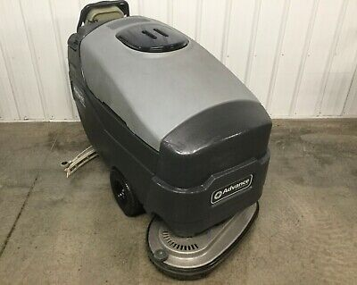 Advance Warrior ST 32-D Walk-Behind Automatic Floor Scrubber Cleaner W// Charger