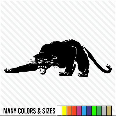 Cat PANTHER TRIBAL DECAL STICKER BUY 2 GET 1 FREE Automatically
