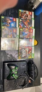 xbox 360 console bundle with games And Controller