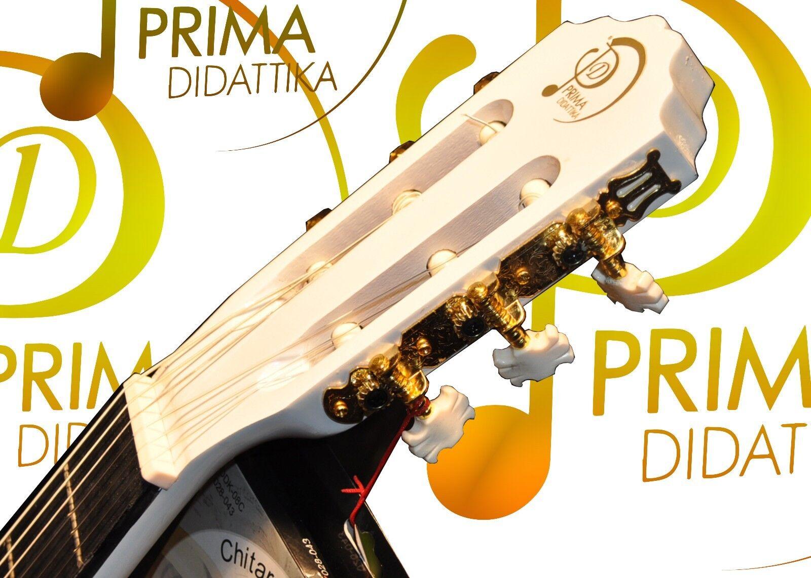 Prima Didattika 3 Student Life Chitarra Classica 3 Didattika 4 Bianca Con Borsa Bespeco d7eae5