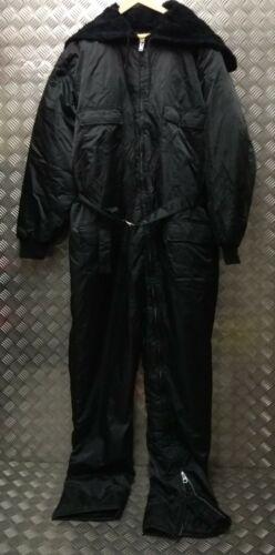 Genuine British Military Nylon ECW Technician Lined Coveralls Cold Weather