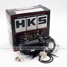 Universal Black HKS BOV SQV 4 SSQV IV Turbo Blow Off Valve Racing Car Protection