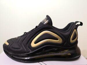 scarpe nike nere e oro