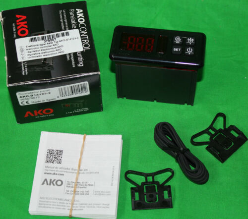 Elektronikregler AKO Typ D14123-2 230V AC NTC//PTC 99//+150°C 14123-2 50 bis