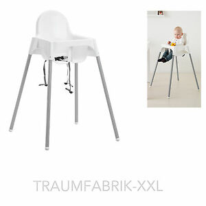 ikea kinderhochstuhl weiss hochstuhl kindersitz babystuhl babysitz baby neu ovp ebay. Black Bedroom Furniture Sets. Home Design Ideas