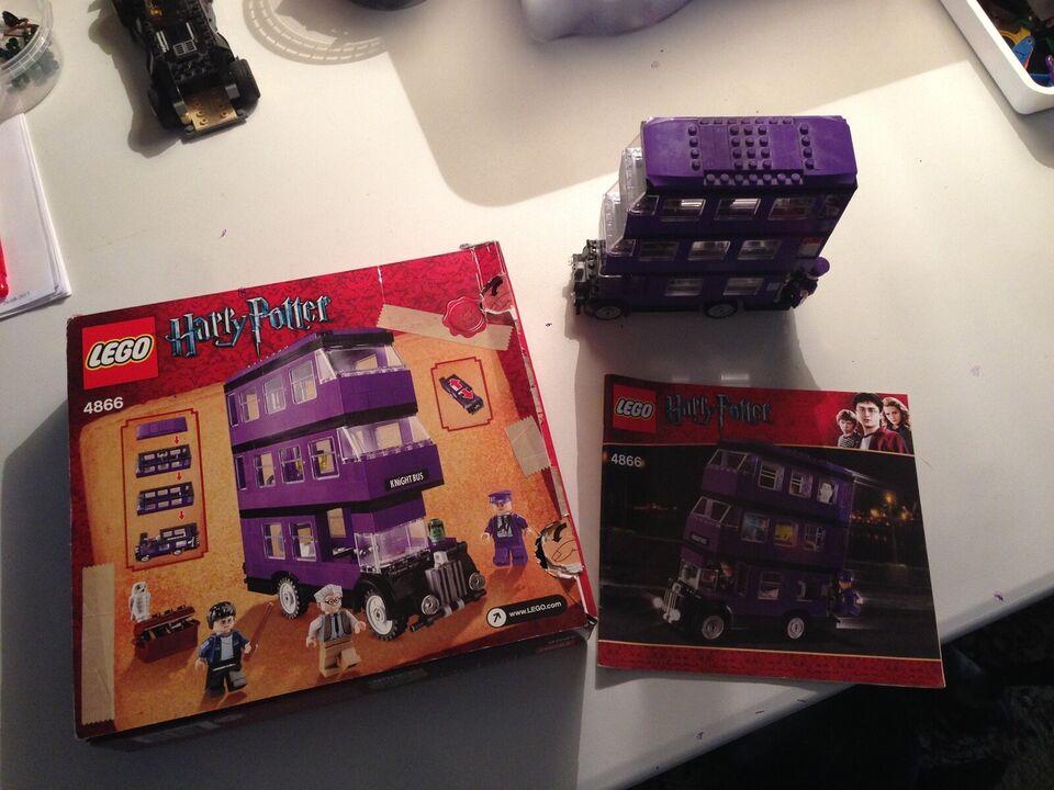 Lego Harry Potter, 4866 - Natbussen / The Knight Bus