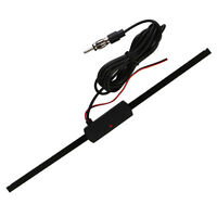 Universal Car Windshield Electronic AM-FM Radio Non-Directional Antenna 12V