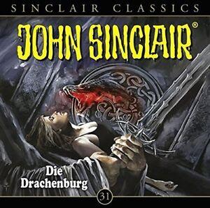 JOHN-SINCLAIR-CLASSICS-FOLGE-31-DIE-DRACHENBURG-CD-NEW
