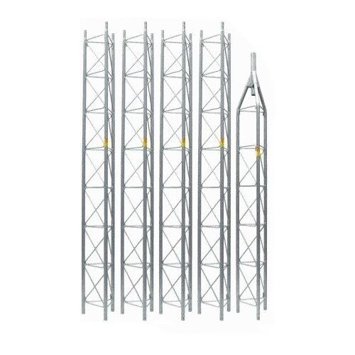ROHN 45G Tower 45' ft Self Supporting Tower 45SS045 Freestanding ROHN 45G Tower. Buy it now for 1666.50