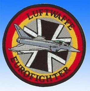 Patch-ecusson-Eurofighter-Luftwaffe-034-NEUF-034