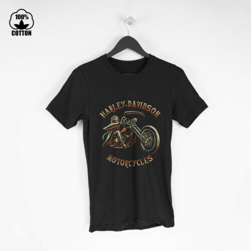 Men/'s Clothing Harley-Davidson Sidewinder T-Shirt Special Fashion Size S To 5XL