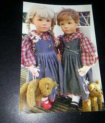 50cm Puppenmode von Orchidee-Puppe Kleid-Set 3 Teile