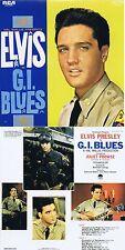 "Elvis Presley ""GI Blues"" Soundtrack von 1960! Nr 1 in USA+UK! 12 Songs! Neue CD!"