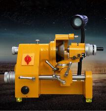 Techtongda 220v Ce U2 Universal Cutter Grinder Sharpener For End Mill Lathe Us