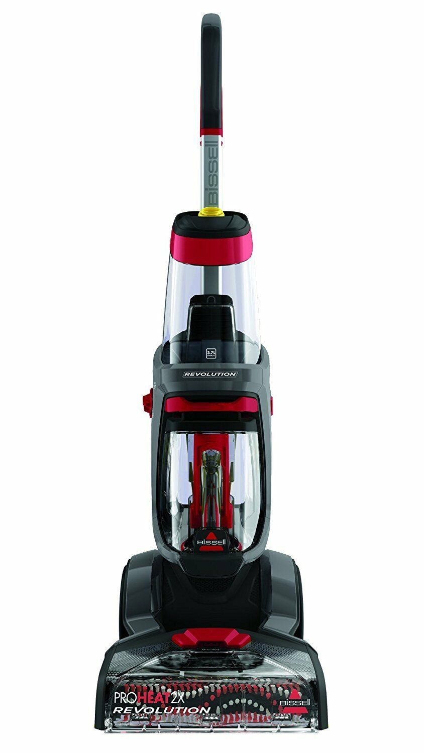 BISSELL ProHeat 2X Revolution Cleaner carpet cleaner water 800W