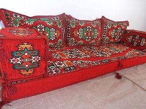 Arabic Seating Arabic Cushions Jalsa Majlis Hookah Bar