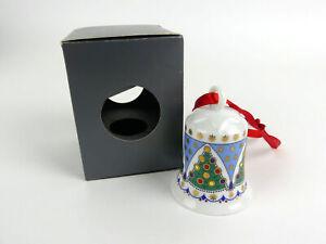 Rosenthal-Studio-Haus-Christmas-Collection-Porzellan-Glocke-Weihnachtsglocke