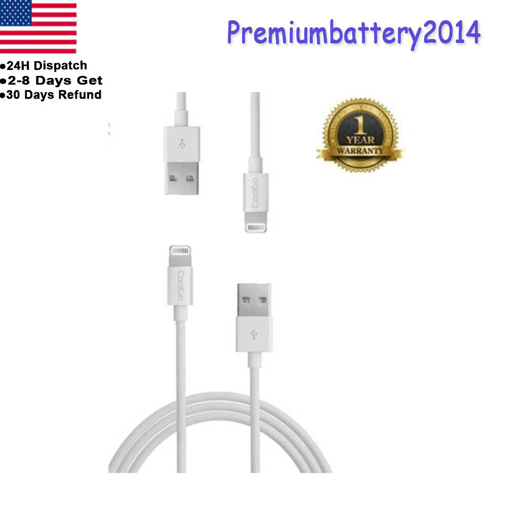 Lightning Cable for Apple iPhone 5 5C 5S 6 6S 7 8 /X / XR /