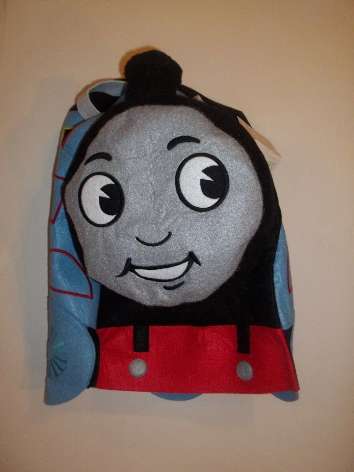 Pottery Barn Thomas Engine 3D Costume Small Sz  3T 3 Years
