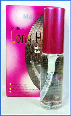 MISTINE FASTER LONG HAIR INTENSIVE GROWTH READILY ABSORB SERUM COLLAGEN KERATIN