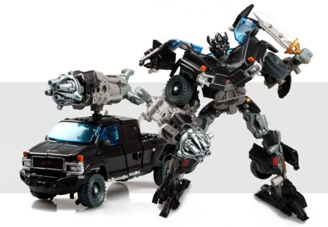 transformers 3 dotm human alliance ironhide robot action figure toy collection