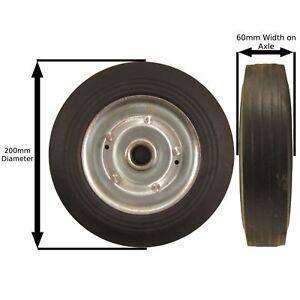 200mm Steel Replacement Jockey Wheel Tr020 705422472311 Ebay