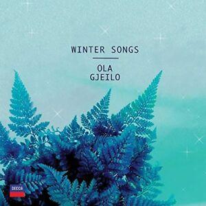 Ola-Gjeilo-Choir-Of-Royal-Holloway-12-Ensemble-Winter-Songs-CD